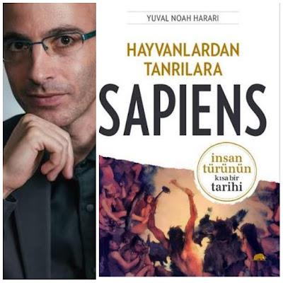 Hayvanlardan Tanrılara Sapiens Y.Noah Harari