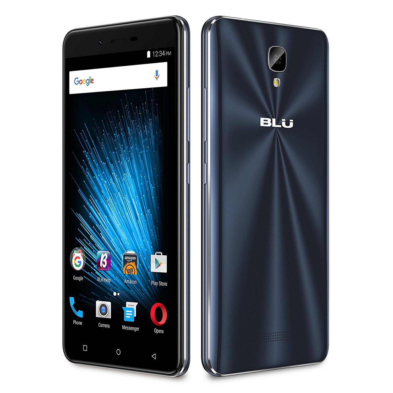 BLU Vivo XL2, Spesifikasi dan Harga Ponsel Quad-core MediaTek MT6737T
