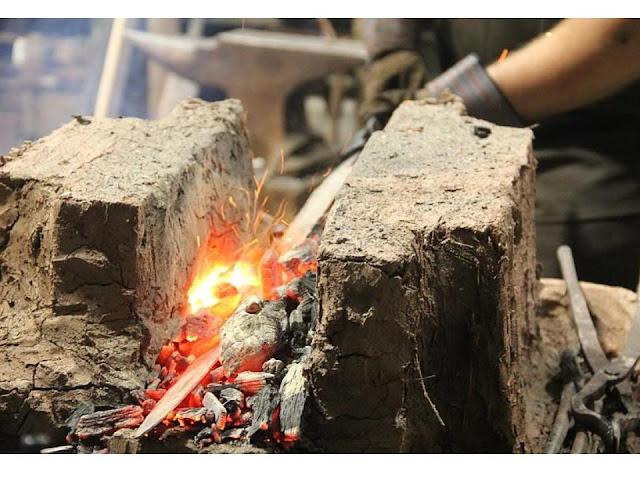 documentary reverse engineered and replicated viking sword