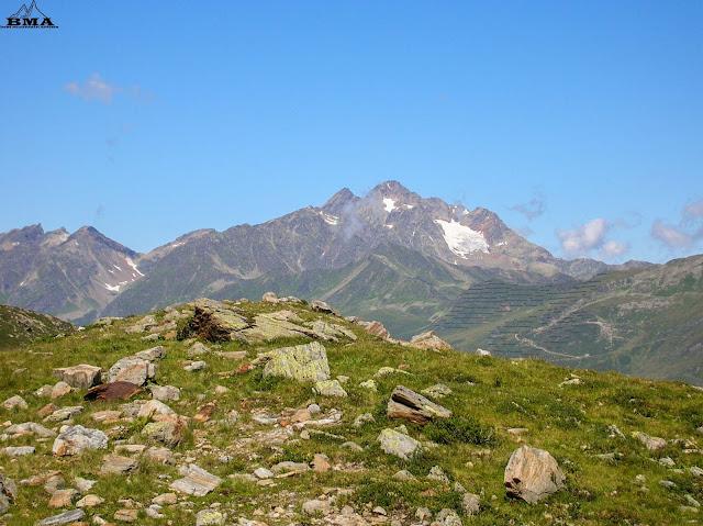 Wanderung Ascherhütte - Rotpleiskopf - wandern Tirol - Wanderblog