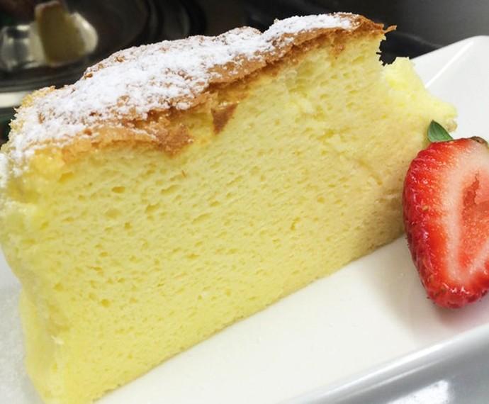 Cheesecake Japonesa