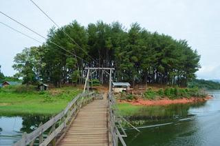 Pulau Pinus 2 Riam Kanan