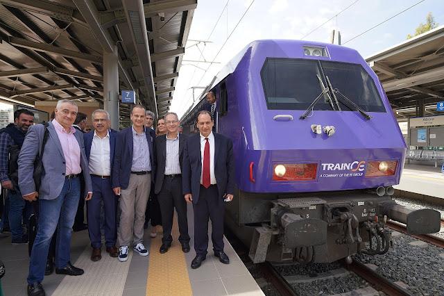 Intercity Express: Πόσο θα κοστίζει το εισιτήριο Αθήνα-Θεσσαλονίκη σε 4 ώρες -Όλα τα δρομολόγια