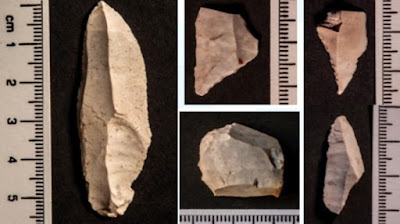 Oldest evidence of human activity found in Scotland