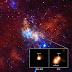 Estudo mostra detalhes sobre o magnetar mais próximo de Sgr A* - o buraco negro supermassivo que está no centro da Via Láctea