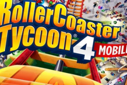 Download RollerCoaster Tycoon Apk v1.9.2 (Mod Money)