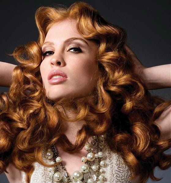 Hair Club: Latin Long And Curly Hairstyles