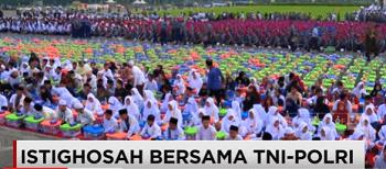Bagi kaum muslimin khususnya Ormas Islam NU di Indonesia suka membaca  Bacaan Doa Istigosah Arab dan Latin