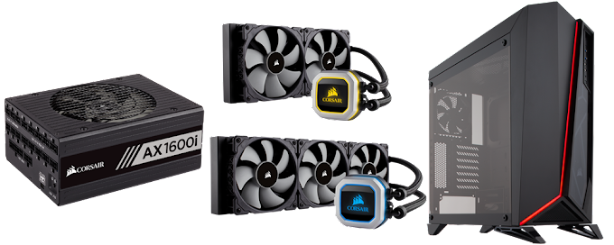Corsair Intros New Products At CES 2018