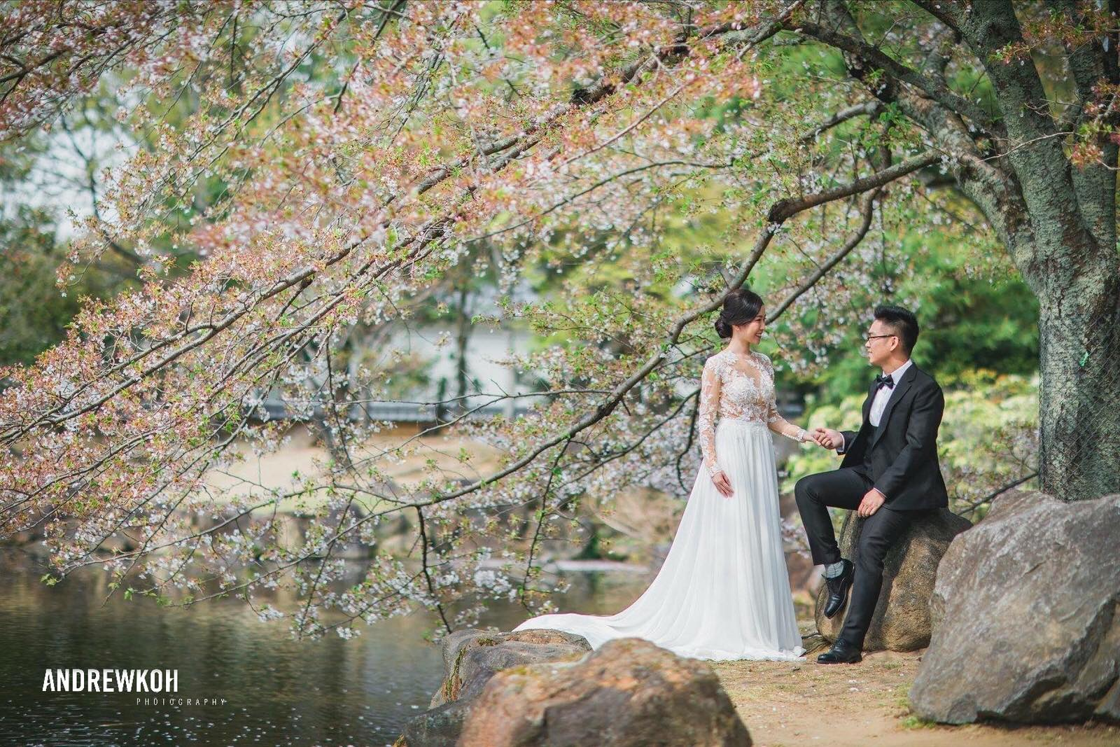 exquisite wedding photography package
