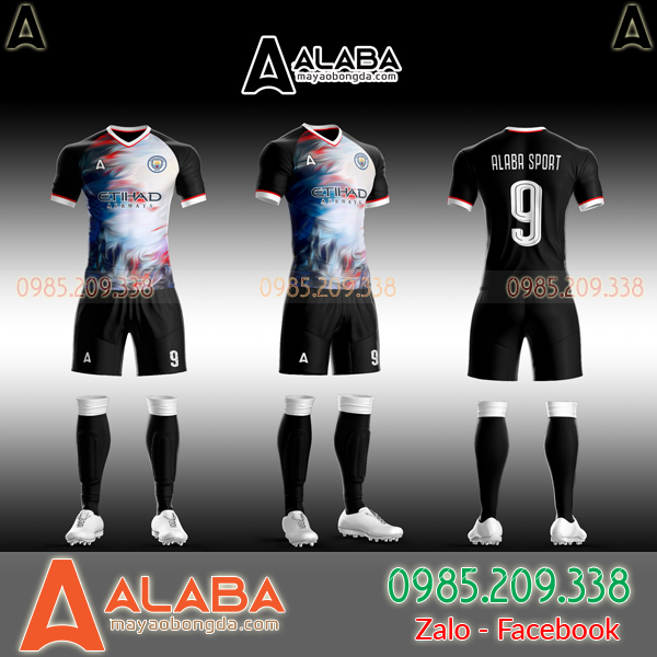 Áo Man City may theo yêu cầu mã ALB MC10