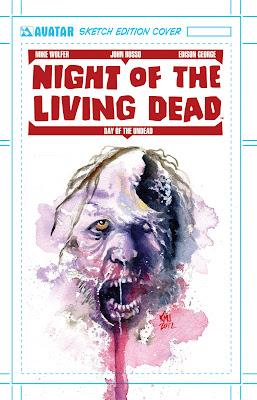 The night of the living dead - The Aftermath: il seguito ufficiale del film a fumetti