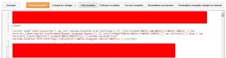 Letakkan kode beriktu ini di bawah kode <head>