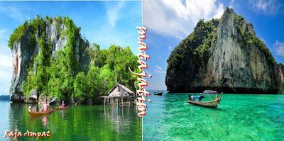 Wisata Indonesia Mirip Luar Negri