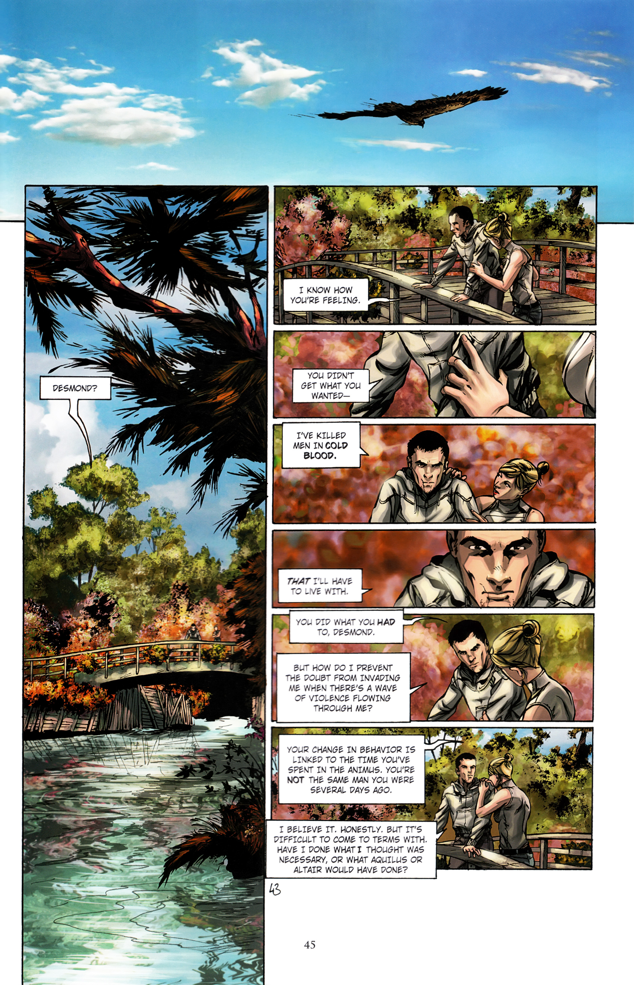 Read online Assassin's Creed (2012) comic -  Issue #2 - 49