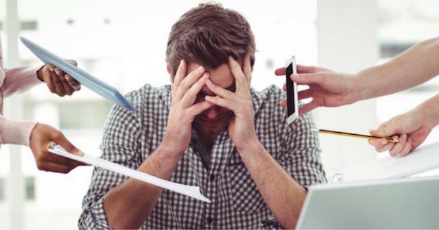 Descubra seu nível de estresse – faça o teste agora por Andre Kummer