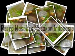 Resep Masakan Soto Bandung