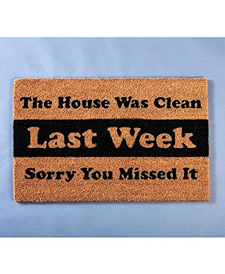 Clean House Doormat