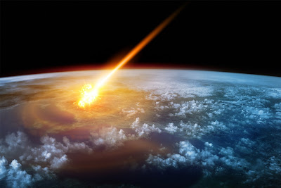 2015 asteroid collision with Earth