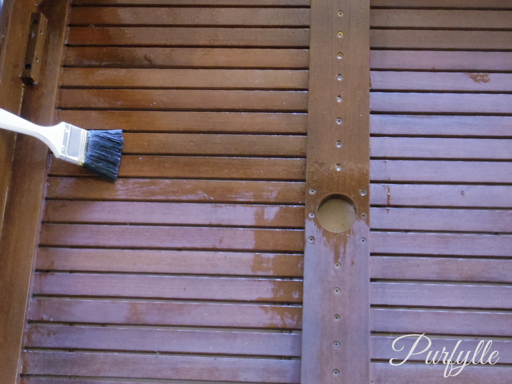 tung oil maintenance