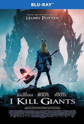I Kill Giants 2017 BD25 Latino