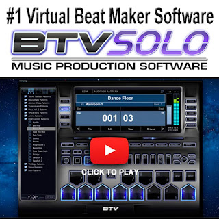 Btvsolo music making software