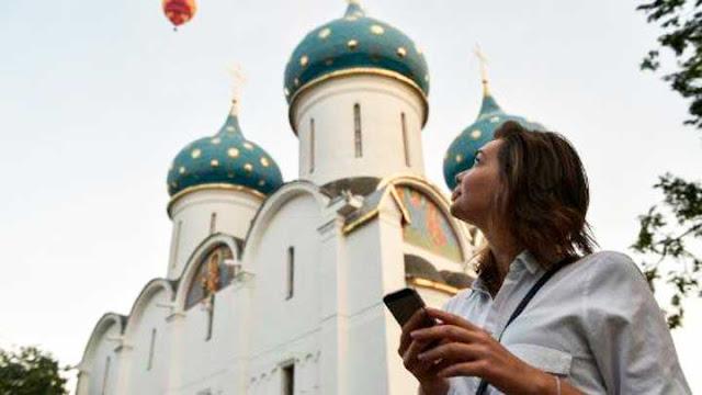 Туристический экспресс ЦППК съездил в Сергиев Посад