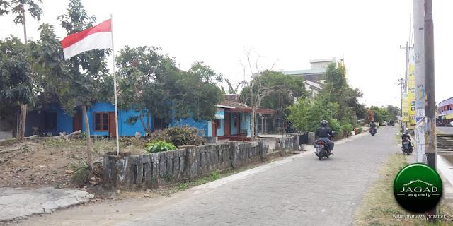 Tanah Murah dekat RS Hermina Yogyakarta
