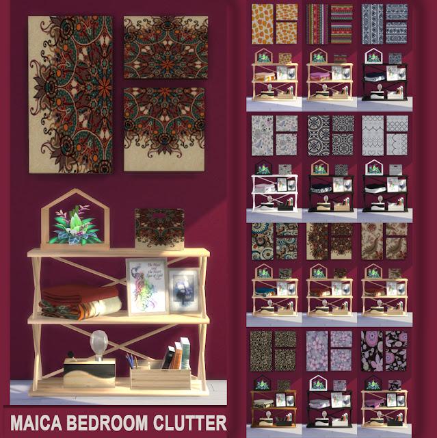 Clutter Dormitorio Maica 2