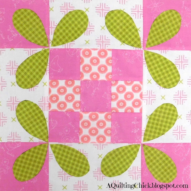 A Quilting Chick - Sew Sweet Bee Blocks