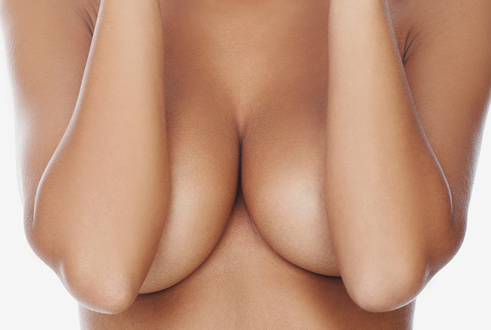 seno perfetto senza chirurgia
