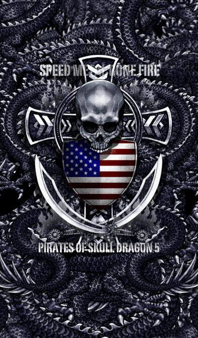 Pirates of skull dragon 5