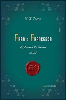 Portada del libro fran o francesta de M.N.Mera