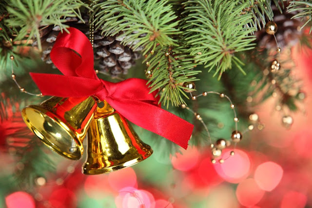 Christmas Bells HD Wallpapers Backgrounds Download Free