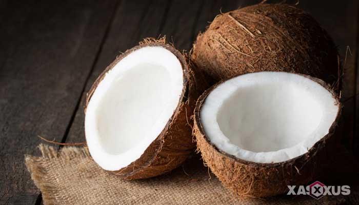 Cara menyembuhkan dan mengobati sariawan dengan kelapa