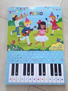 Mon premier livre piano - Editions GRÜND
