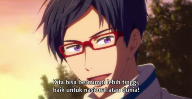 Free Season 3 Dive to the Future Episode 09 Sub Indo