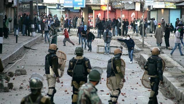 Pola Konflik Kashmir yang Mirip Timur Tengah