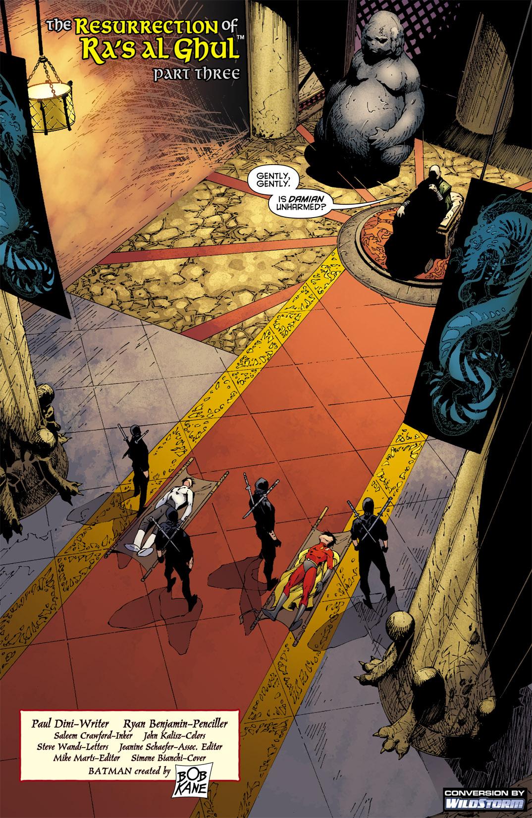 Detective Comics (1937) 838 Page 1