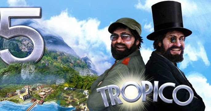 تحميل لعبة tropico 5 كاملة