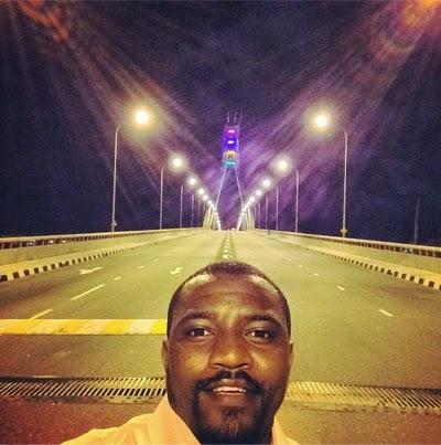 john dumelo ikoyi bridge