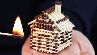 แบบบ้านหัวไม้ขีดไฟ