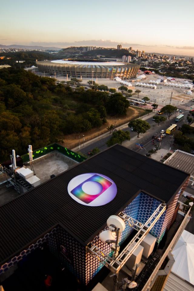 NÃO VAI DAR EM NADA: CADE investigará a Globo sobre compra dos direitos do 'Brasileirão'
