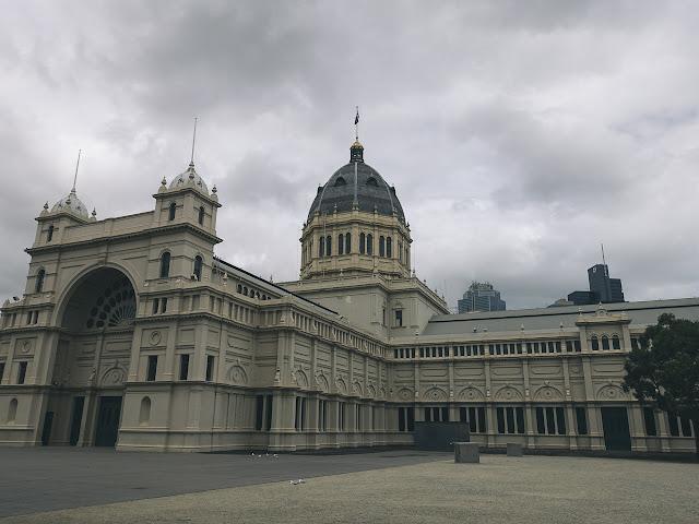 王立展示館(Royal Exhibition Building)