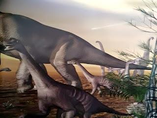 Gambar Penyebab Kepunahan Brachiosaurus Dan Evolusi Dinosaurus