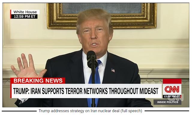 Trump On Iran Deal