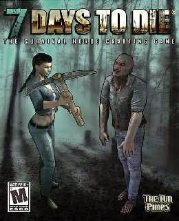 7 days to die alpha cover, ComputerMastia