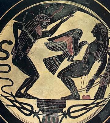 O Προμηθέας, η Πανδώρα, ο Δευκαλίωνας και η Πύρρα - Η Δημιουργία του Κόσμου - Ενότητα 1