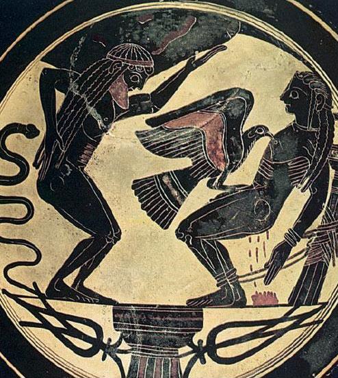 O Προμηθέας, η Πανδώρα, ο Δευκαλίωνας και η Πύρρα - Ενότητα 1 - Η Δημιουργία του Κόσμου