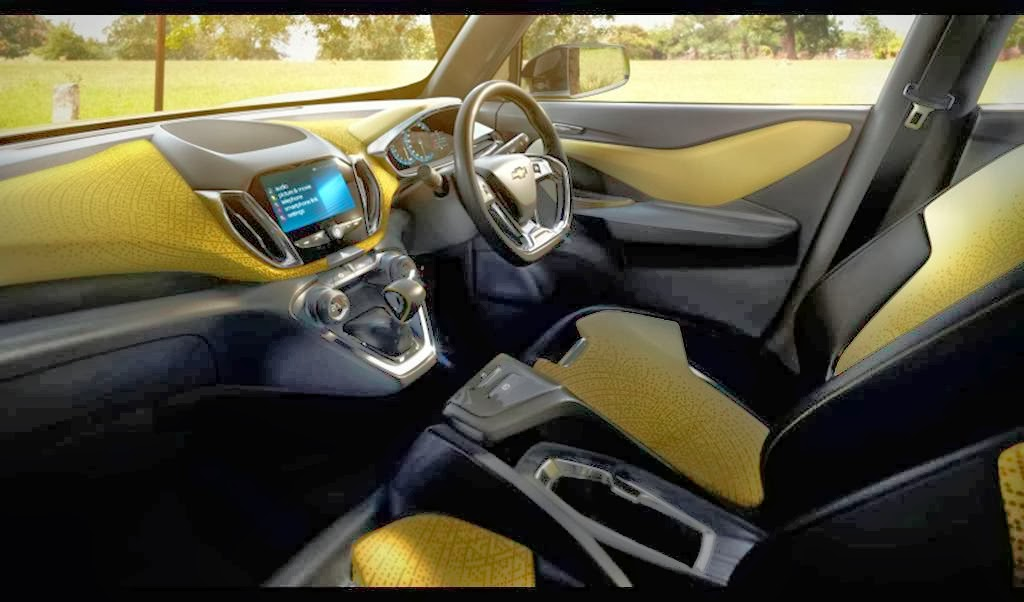 Auto Expo India 2014: Chevrolet Jumps into Small Crossover ...